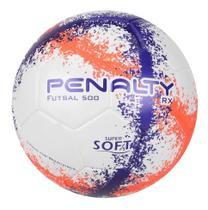 Bola De Futsal Quadra Salão Penalty Rx 500 R3 Fusion 8 -