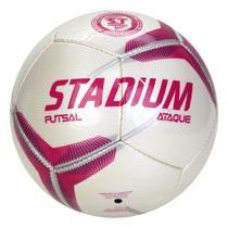 Bola de Futsal Quadra Salão Stadium Ataque II IX Costurada a Mão -