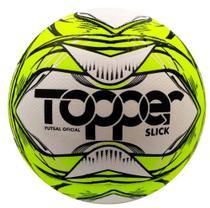 Bola de futsal Slick 2020 Amarela - Topper -