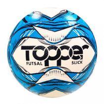 Bola de futsal Slick 2020 Azul - Topper -