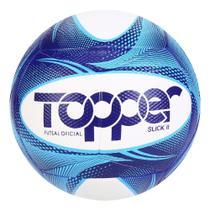 Bola de Futsal Slick II 19 Topper Exclusiva -