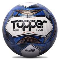 Bola de Futsal Slick II Azul 2019 - Topper -