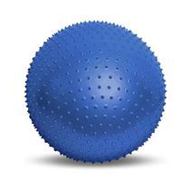 Bola de Massagem Acte Ball 65cm T9-Massage - Azul - Acte Sports