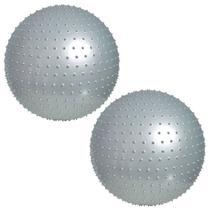 Bola de Massagem para Pilates 65 CM 2 Unidades - LIVEUP - Liveup Sports