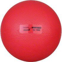 Bola de Peso 1Kg Heavymed Gymnic Italiana Funcional Pilates Fisioterapia Fitness -