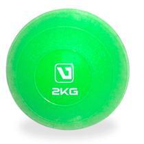 Bola de Peso para Exercicios 2kg Liveup -