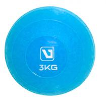 Bola de Peso para Exercicios 3kg Liveup -