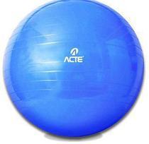 Bola de Pilates Ginastica Gym Ball 65Cm T9 Acte Sports -