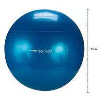 e367af138 Bola de Pilates Ginástica Yoga Fisioterapia Hidrolight 75cm FL13C