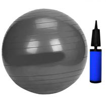 Bola De Pilates Suiça Yoga 65 Cm Com Bomba Fisioterapia - MBfit