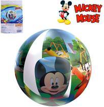 Bola De Praia 3D 40Cm De Ø Mickey - Etitoys