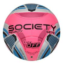 Bola de Society Penalty Se7e R3 KO IX Rosa -