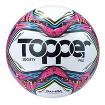 Bola de Society Samba Velocity Pro Oficial Topper -