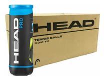 Bola de Tênis Head Pro - Caixa com 24 Tubos -