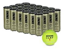 Bola De Tênis Inni Grand Clay - Caixa Com 24 Tubos -
