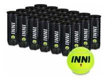 Bola De Tênis Inni Tournament - Caixa C/ 24 Tubos De 3 Bolas -