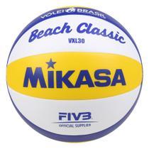 Bola de Volêi de Praia Mikasa Vxl30 Treino -