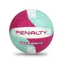 Bola de Vôlei de Praia Penalty Fun - Rosa (6138) -