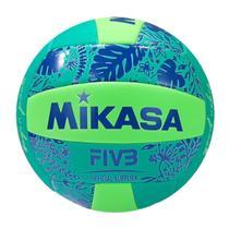 Bola de Vôlei de Quadra/Praia Mikasa Good Vibes Verde -
