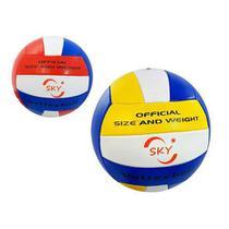 Bola de Vôlei Esporte Tamanho Oficial Coloridas - Sky
