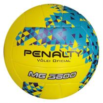 Bola de Volei Mg3600 Ultrafusion Super Soft Amarelo  Penalty