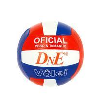 Bola de Vôlei Oficial Azul E Branca - Outras Marcas