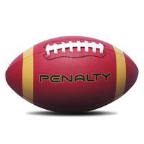 Bola Futebol Americano Penalty VIII Vermelha -