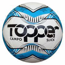 Bola Futebol Campo Topper Slick Original Oficial -