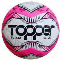 Bola Futebol Futsal Salão Topper Slick Original Oficial 2 unidades -