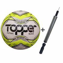 Bola Futebol Futsal Salão Topper Slick Original Oficial -
