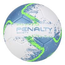 Bola Futebol Society Penalty RX R2 Fusion VIII -