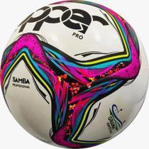 Bola Futebol Society Topper Samba Pro 2021 Federação Paulista -