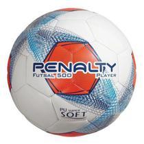 Bola Futsal Costura Penalty Player 500 - Bc/az - Original -