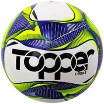 Bola Futsal Drible Azul/Amarelo - Topper - Arqueiro