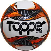 Bola Futsal Drible Preto/Laranja - Topper - Arqueiro