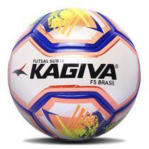 Bola Futsal Infantil Kagiva Sub 13 F5 Brasil Pro -