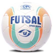 Bola Futsal Infantil Sub 11 Winner Speed Costurada -