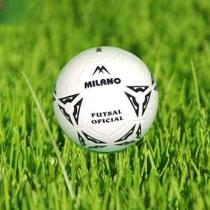 Bola Futsal Oficial Vulcanizada Resistente Milano -