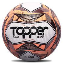 Bola Futsal Topper Slick II 2019 Laranja -
