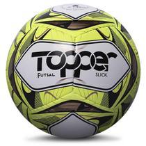 Bola Futsal Topper Slick II 2019 Oficial Costurada -