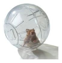 Bola Grande De Exercícios Globo Para Hamster Ginástica - Savana