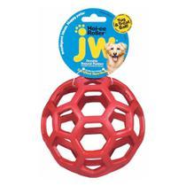 Bola Holee Roller JW Vermelha P -