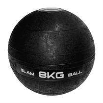 Bola Medicinal Slam Ball Liveup Sports LS3004-8 8kg Preta -