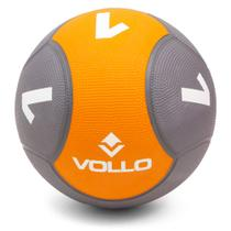 Bola Medicine Ball 1kg - Cross Fitness Treinamento Funcional - Vollo