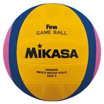 Bola Oficial de Polo Aquático Mikasa Masculina -