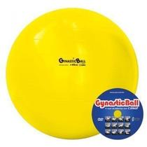 Bola p/ Exercícios Gynastic Ball 45cm c/ DVD de Exercícios - Carci