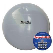Bola p/ Exercícios Gynastic Ball 65cm c/ DVD de Exercícios - Carci