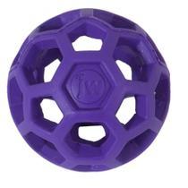 Bola Para Cães JW Holee Roller - Médio - Roxo -