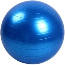 Bola para Pilates exercícios 65cm suporta até 150kg GT351-BL - Lorben -