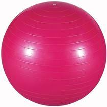 Bola para Pilates exercícios 65cm suporta até 150kg GT351-PK - Lorben -